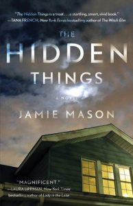 HIDDEN THINGS Cover